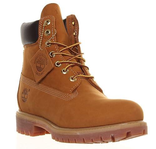 Timberland 6  Premium 10061 Wheat Mens Waterproof Boots  Amazon.co.uk  Shoes    Bags c62da74ea73b3