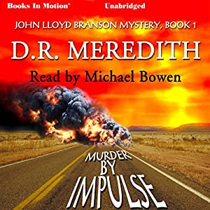 Murder by Impulse Audiobook