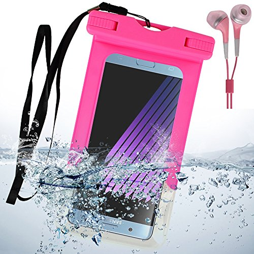 Waterproof Samsung Galaxy Lanyard Matching