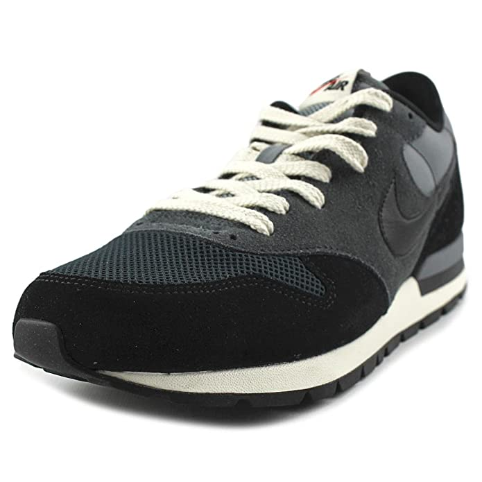 new concept 2b767 208fe Amazon.com   Nike Mens Air Epic QS Anthracite Black-Cool Grey Suede   Fashion  Sneakers