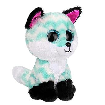 Cute Animal de peluche juguetes, mamum ojos grandes peluche animales muñeca bebé de peluche suave