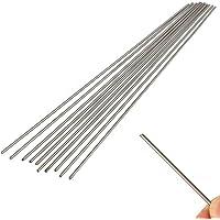 CynKen 1 Pieces 6x800mm TC4//GR5 Titanium Round Bar Titanium Rod