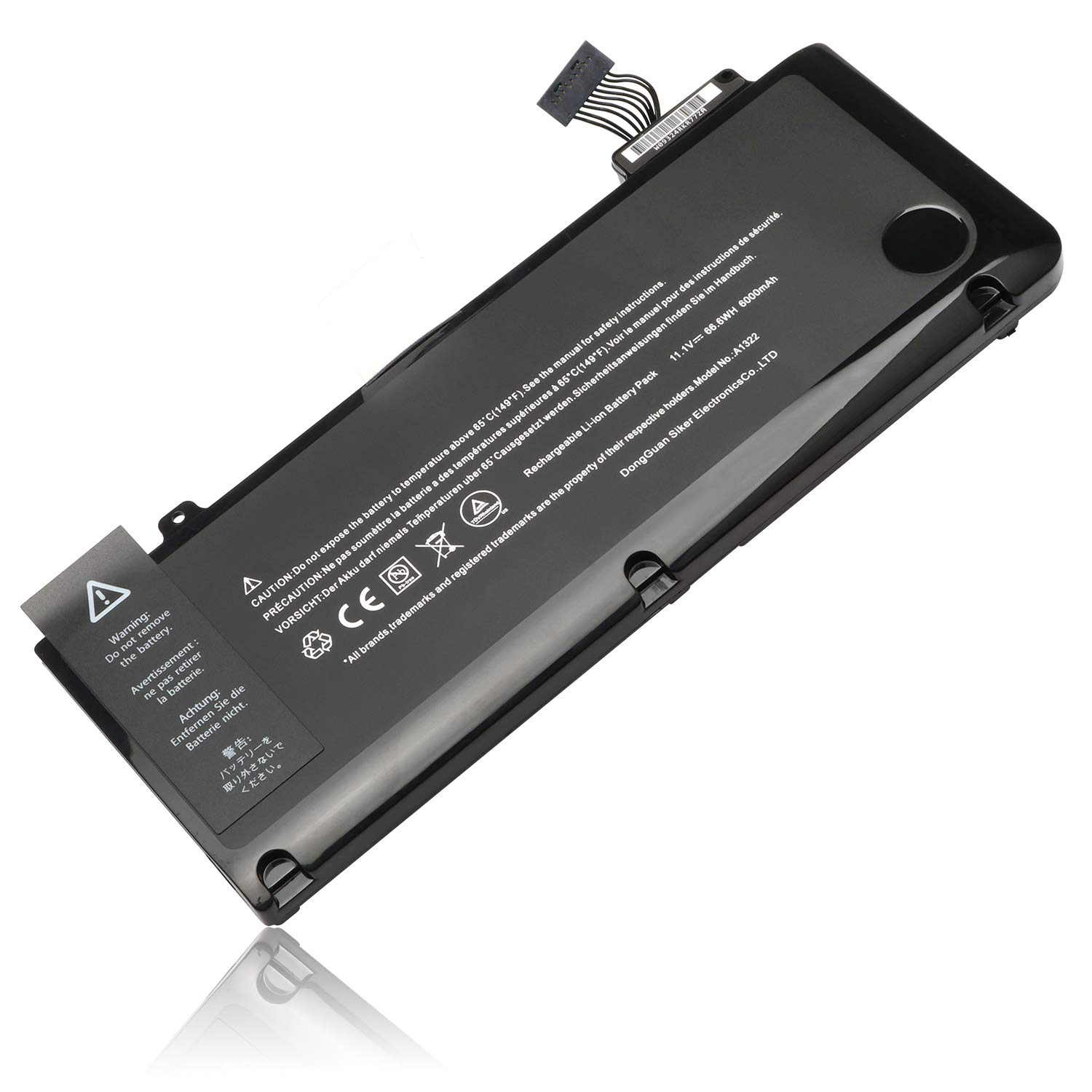 Bateria A1322 A1278 MacBook Pro 13 Mid 2012 2010 2009 Early