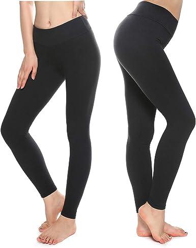 Reg /& Plus Size High Waisted Leggings Pants with Pockets KT Buttery Soft Leggings for Women