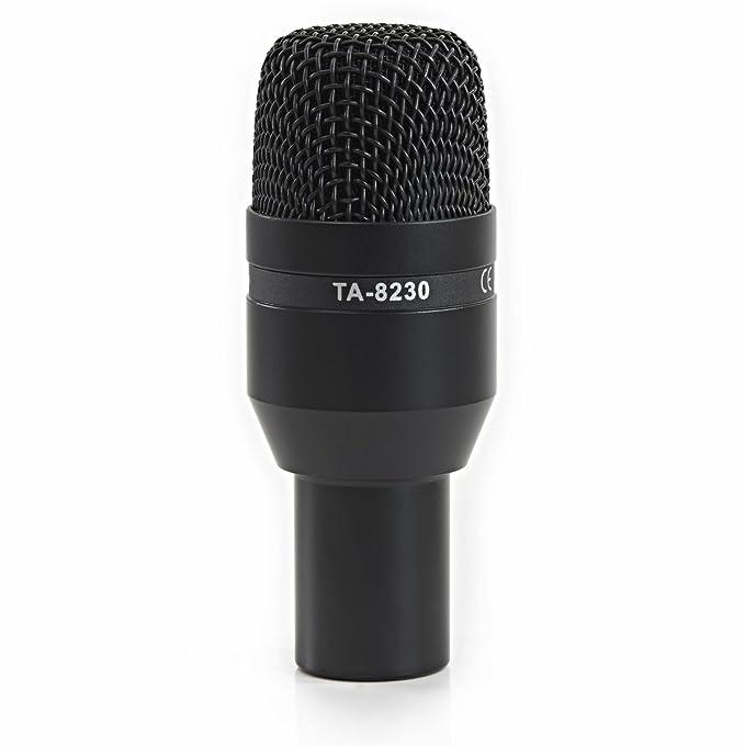 Juego de 7 Micrófonos de Batería + Funda de Gear4music: Amazon.es: Electrónica