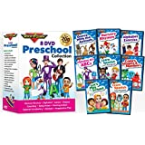 8 DVD Preschool Collection by Rock 'N Learn