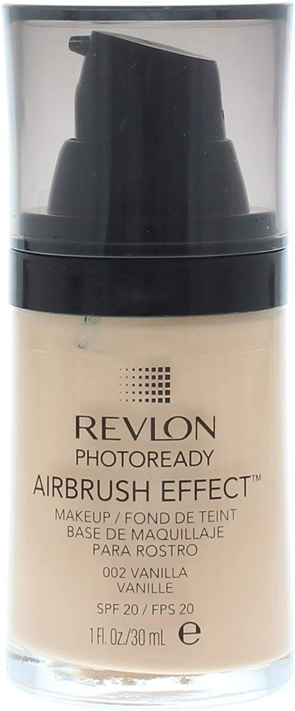 Revlon Photoready Airbrush Effect Make Up SPF20 30ml - 002 Vanilla