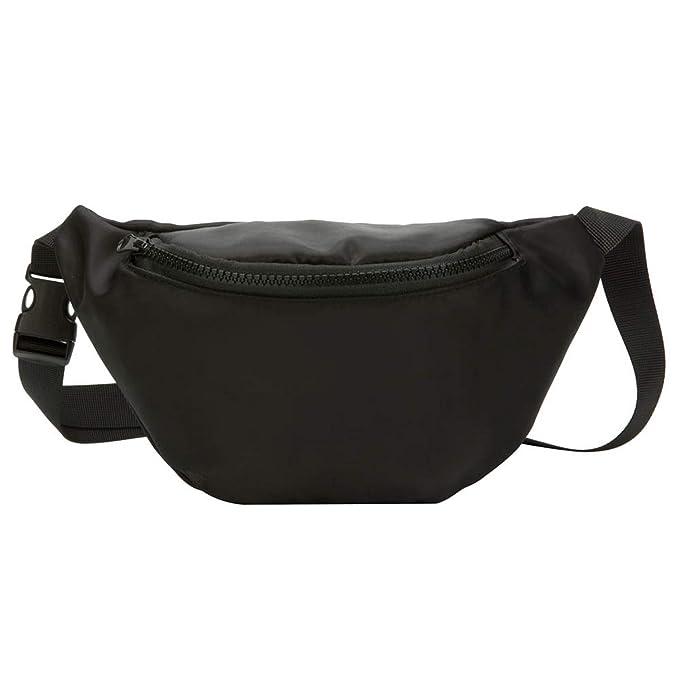 5c2de96aa11 Amazon.com: GWshop Running Belt - Fanny Pack Women Waist Bag Hip Bag ...