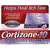 Cortizone-10 Cortizone-10 Intensive Healing Formula Anti-Itch Creme Maximum Strength