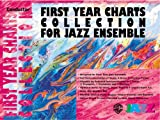 First Year Charts Collection for Jazz Ensemble, Alfred Publishing, 0757977847
