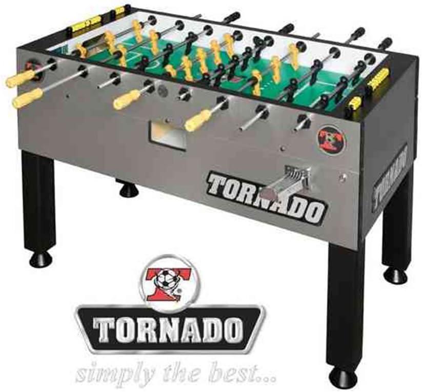 Tornado T-3000 monedas futbolín único de portero: Amazon.es: Deportes y aire libre