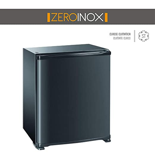 ZeroInox Nevera Mini Bar Porta Curva - 34 & 38 litros - Bar Pub ...