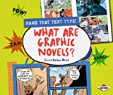 What Are Graphic Novels?, Emma Berne, 1467745170