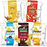 Cheap Simply & Smartfood Delights Variety Pack, 36 Count