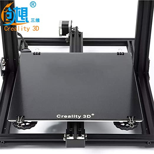 Creality Ultrabase 235-235mm Ender 3 ender3 pro CR 20 3D Printer Platform Heated Bed Build Surface Silicon Coated Glass Plate