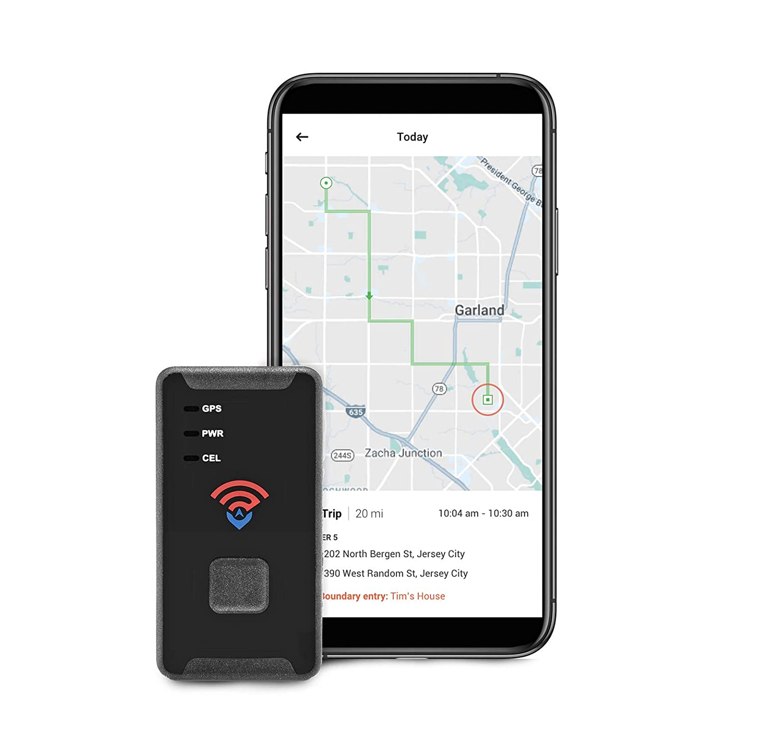 Top 10 Best GPS Tracker for Car Reviews in 2020 1