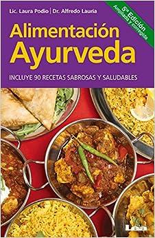 Book Alimentacion Ayurveda