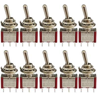 Classique//Kit Voiture Rotatif Ventilateur//Ventilateur//interrupteur de lumière 3 position off-on-on