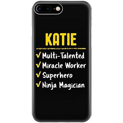 Amazon.com: Katie talentoso superhéroe Ninja nombre orgullo ...