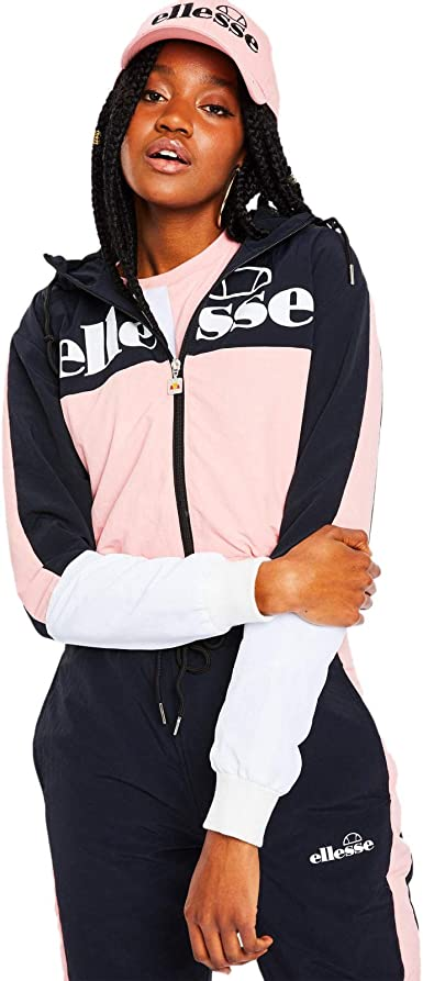 Ellesse AW19 - Ellesse SGD08013 Deve Cropped Jacket - SGD08013 ...