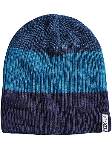 Fox Men's Scopic Beanie, Indigo, One Size (Fox Beanie For Men)