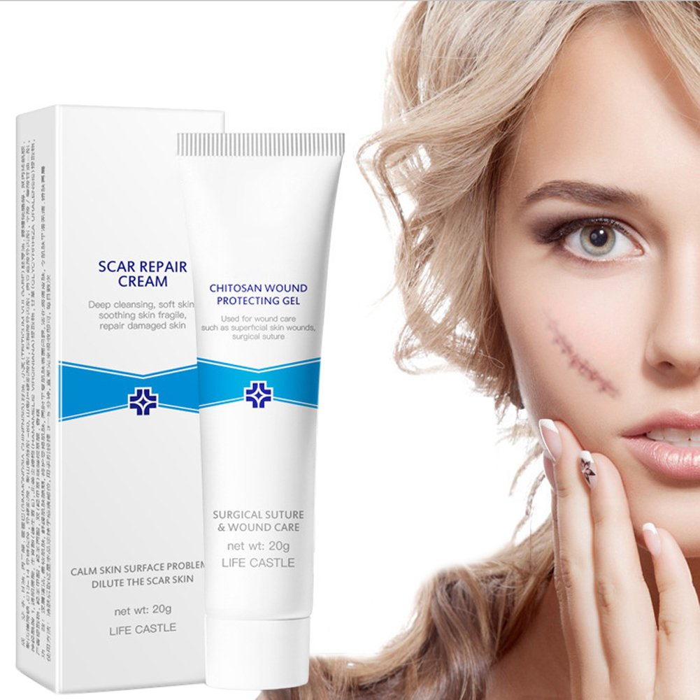 Amazon Com Brave Tour Scar Cream Acne Scar Removal Cream Face
