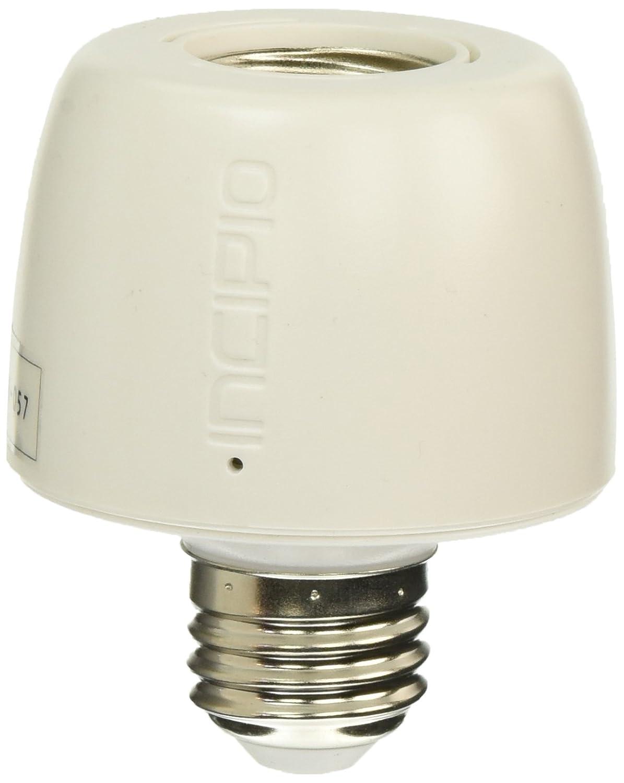 incipio commandkit wireless smart light bulb adapter apple homekit cmndkt 001. Black Bedroom Furniture Sets. Home Design Ideas