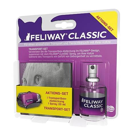 Feliway Classic Juego de Transporte