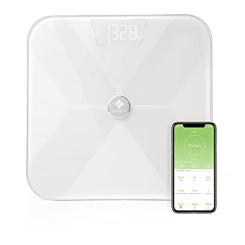 Amazon.com: Etekcity Smart BMI - Báscula de peso digital ...