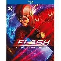 The Flash - Stagione 4  (4 Blu Ray)
