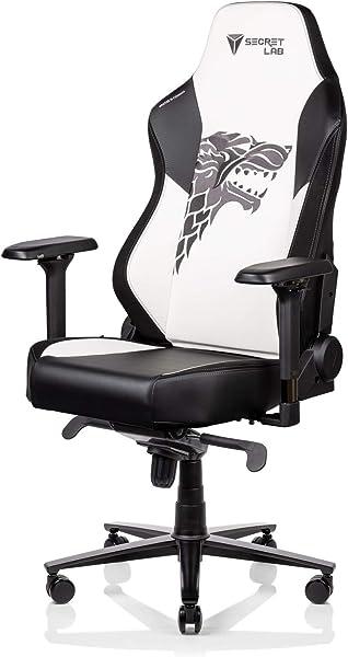 Secretlab Titan 2020 Game of Thrones House Stark Gaming Chair