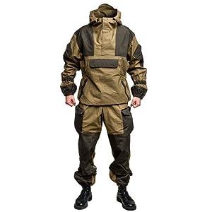 GORKA-4 BARS Véritable BDU militaire de l'armée spéciale Camo Uniforme Costume de chasse russe