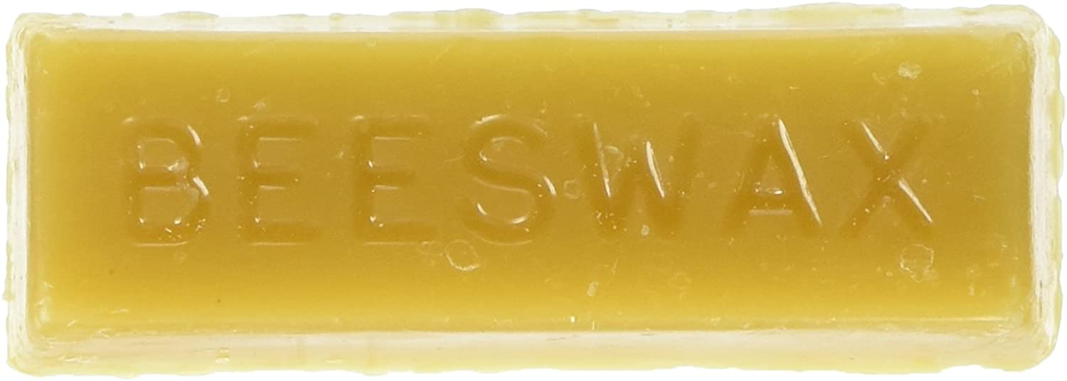 From  Beadsmith THREE 3 ONE OUNCE BARS BEESWAX for waxing thread Bees Wax