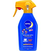 Nivea Sun Kids - Spray Solar para Niños - 300 ml