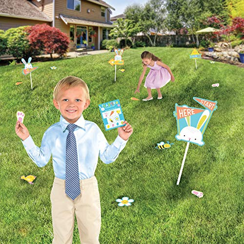 Amscan Easter Egg Scavenger Hunt Kit 64 -