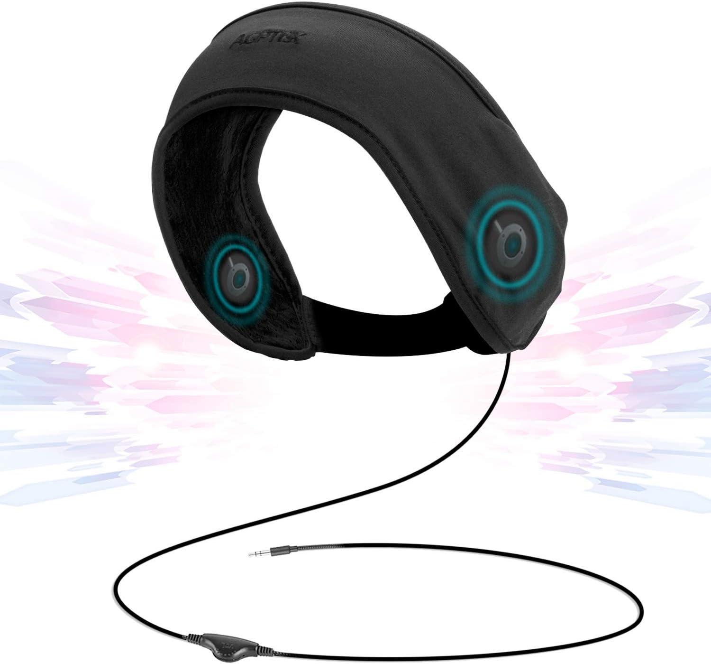 Agptek Schlaf Kopfhörer Polyester Stirnband Mit Elektronik