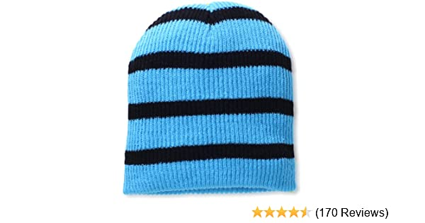9d7e9e7070a Amazon.com  NEFF Daily Stripe Slouchy Beanie Hats - Knit Beanie for Winter  - Winter Hats for Men   Women  Clothing
