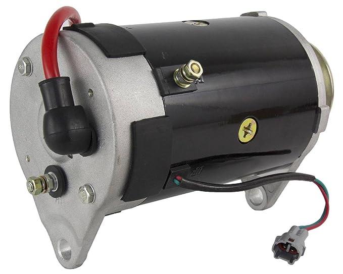 amazon com: starter generator fits yamaha golf cart g16-g22 gsb107-06g  gsb107-06 gsb107-06e 154221: automotive