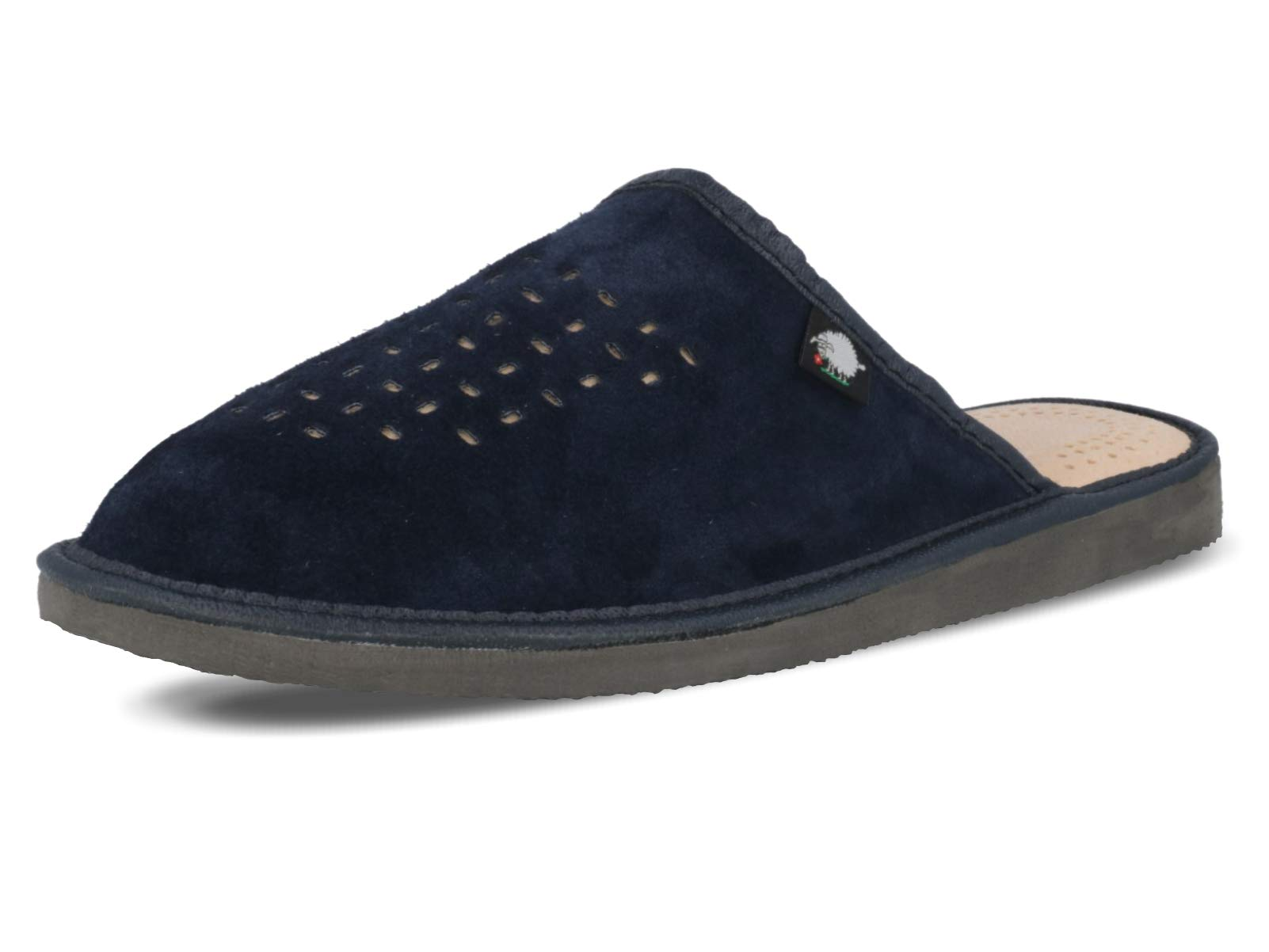 4ae4c2a49f0 Best Rated in Men s Slippers   Helpful Customer Reviews - Amazon.co.uk