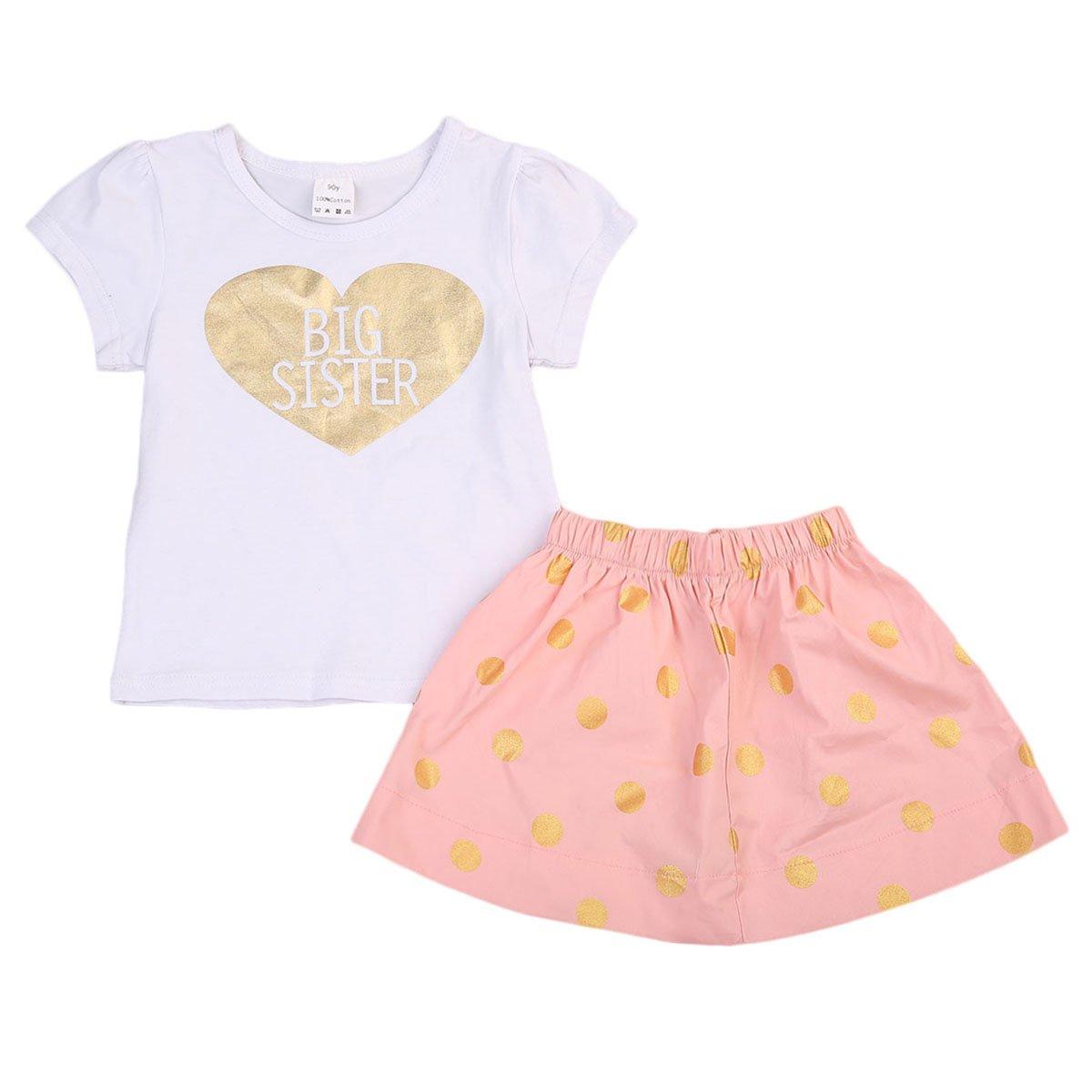 Ma&Baby PANTS ベビーガールズ カラー: ゴールド   B073CP64NC
