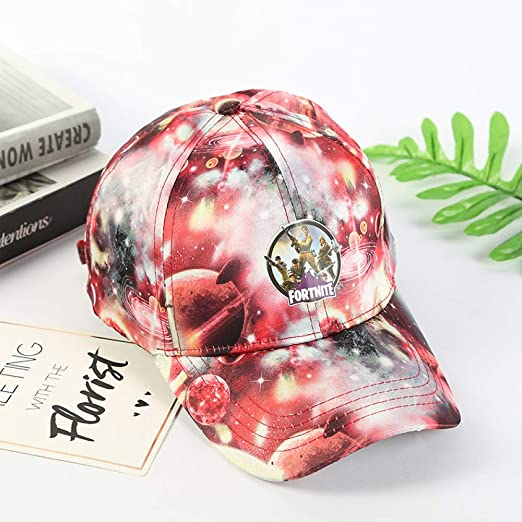 zhuzhuwen Juego Anime Fortress Night New Baseball Cap Print Star ...