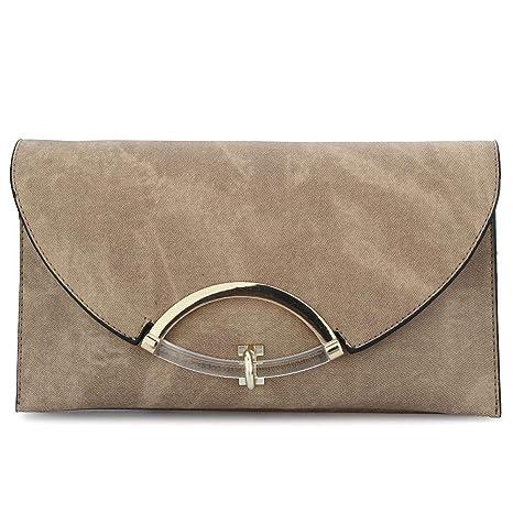 ac922cdb31afc Amazon.com: SIMANLI Elegant Envelope Clutch Purse Bag, Evening Bag Clutch  Wallet, Crossbody Shoulder Bag Handbag for Women Ladies Girls Wedding Party  ...