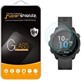 (3 Pack) Supershieldz for Garmin Forerunner 245 and Forerunner 245 Music Tempered Glass Screen Protector, Anti Scratch…