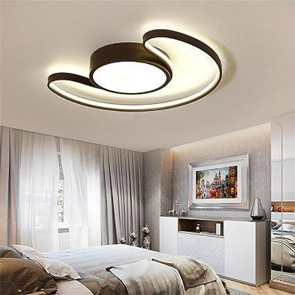 Lámpara LED, Moderna Lámpara De Techo Moderna Regulable ...
