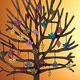Design Ideas Arden Ornaments-Set/24