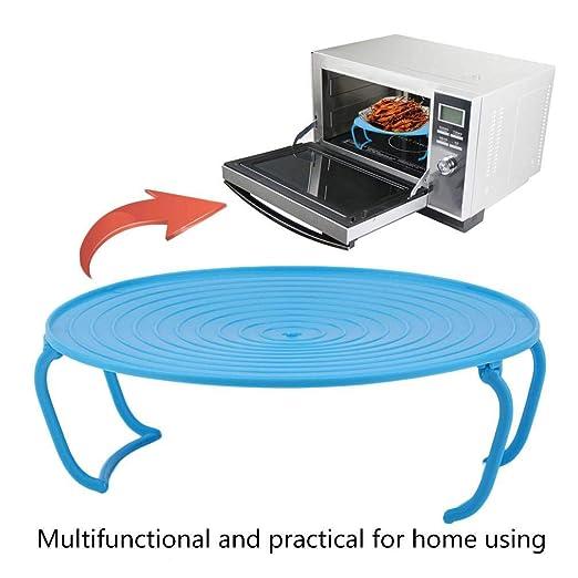 Bandeja multiusos para horno microondas, para cocina, calefacción ...