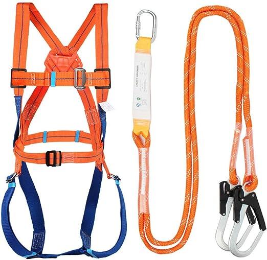 WYX Kit de arnés de Seguridad para detención de caídas de Altura ...