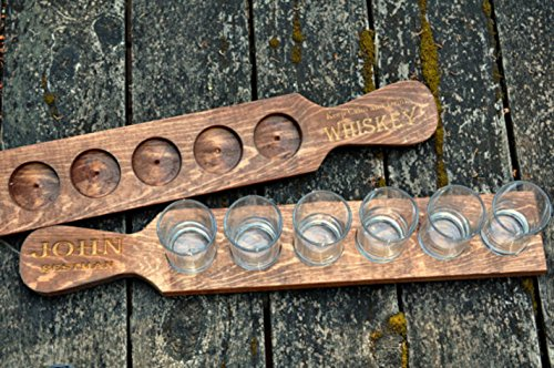 beer-tasting-tray-beer-flight-with-choice-of-glass-size-beer-lover-gift