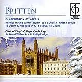 Britten: A Ceremony of Carols, Etc.