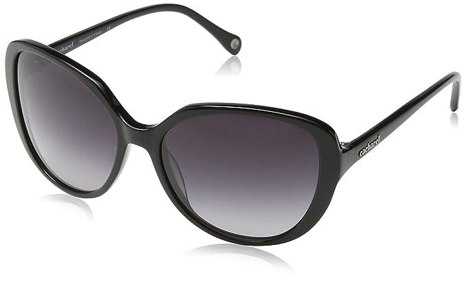 Lunette De Ca7025 Grande Black Grey Cacharel Soleil 001 Femme uKclTF1J35